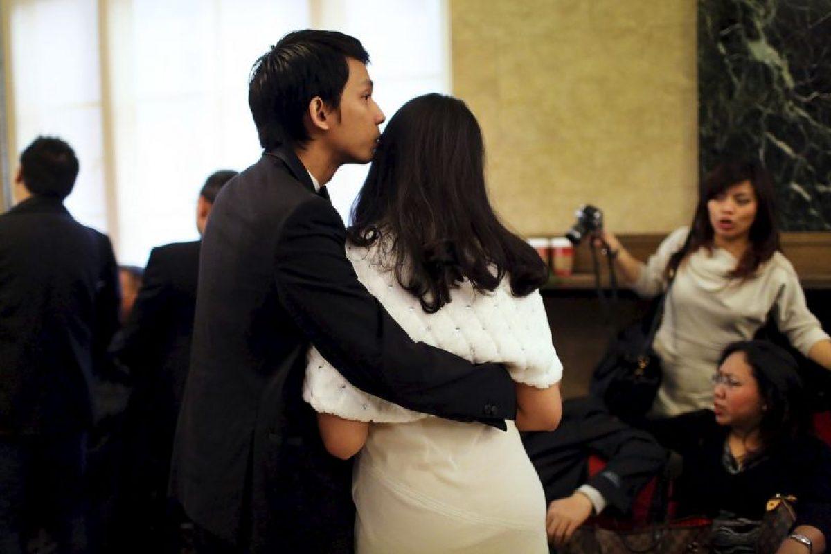 8. No hay posibilidad de que lo pierdas en la multitud, según IMujer. Foto:Tumblr.com/tagged-pareja-alto. Imagen Por: