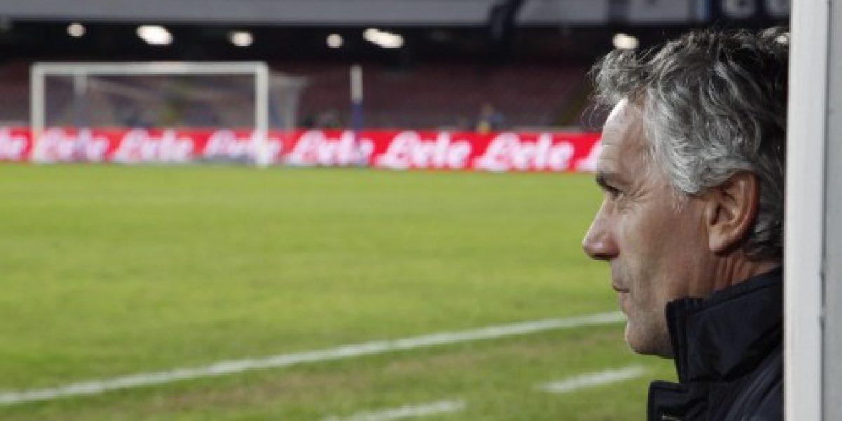 Técnico del Parma y situación económica del club: