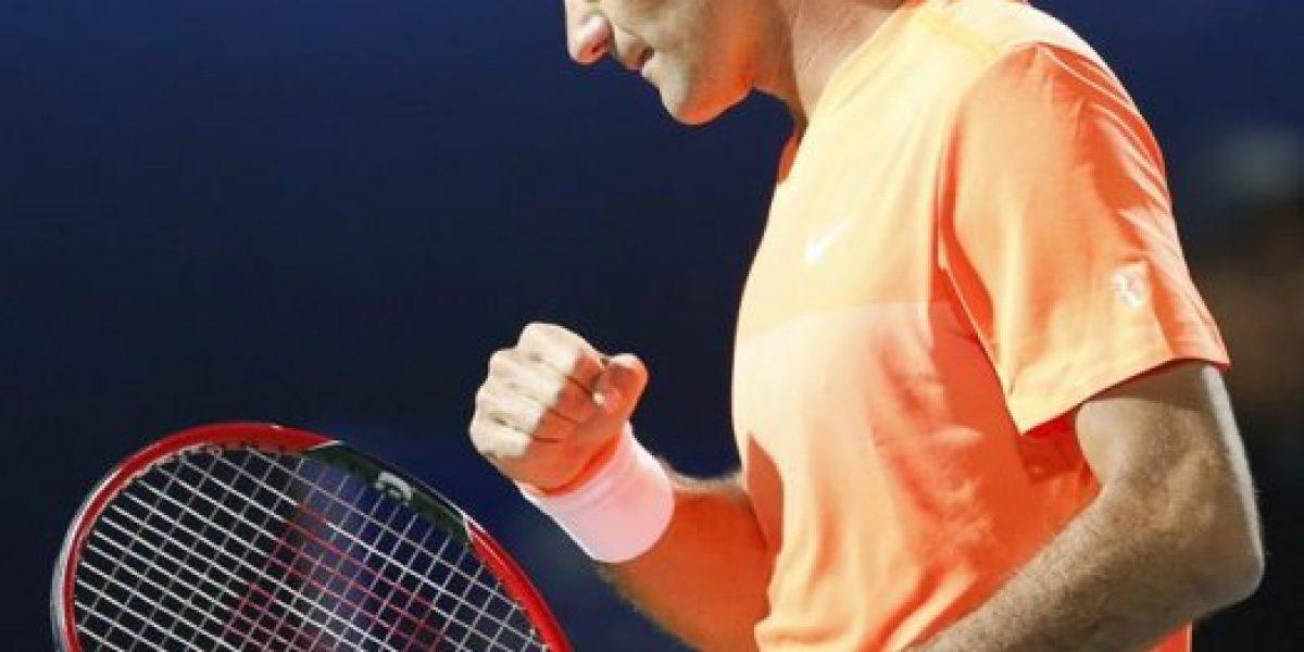 Su Majestad se proclamó campeón en Dubai tras vencer a Djokovic