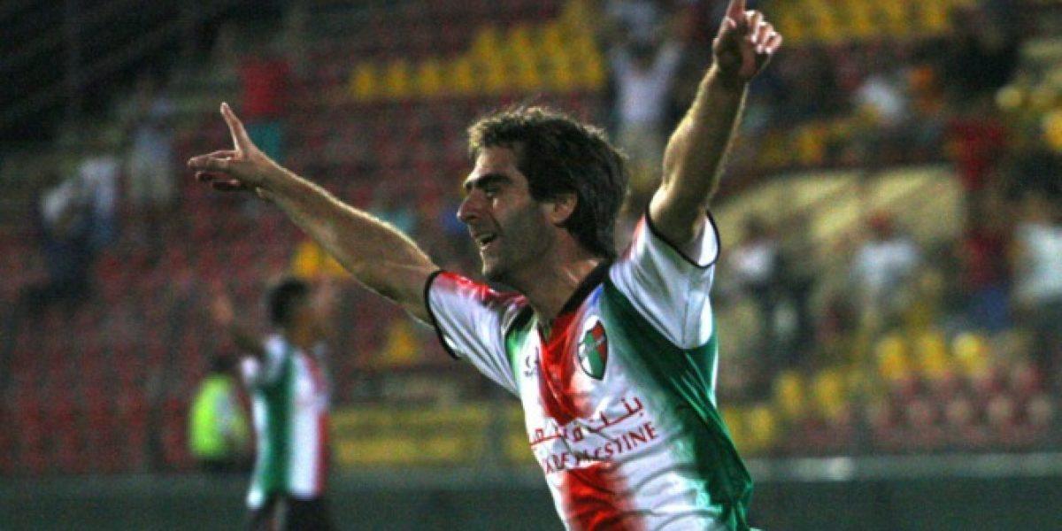 Diego Rosende y la Libertadores: