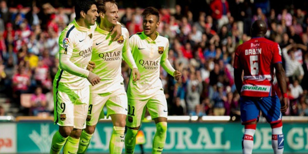 Así vivimos el triunfo de Barcelona ante Granada