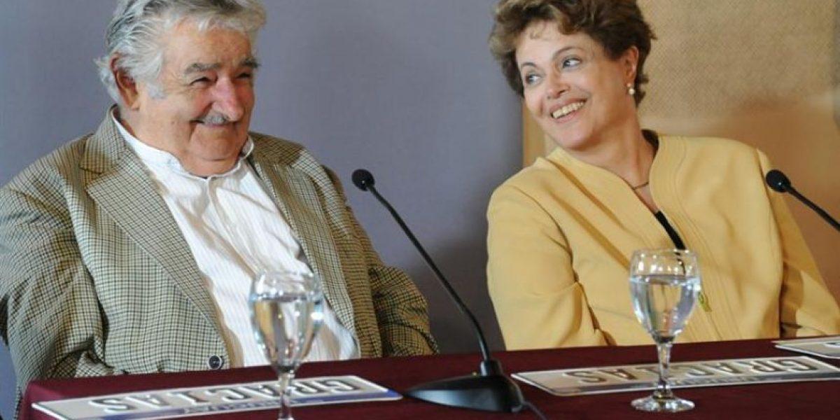 """José Mujica en su último día como presidente: """"Tiene que existir unidad en Latinoamérica"""