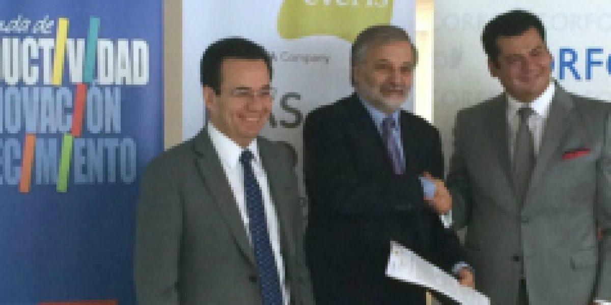 Corfo y Everis Chile firman acuerdo de colaboración para crear Hub