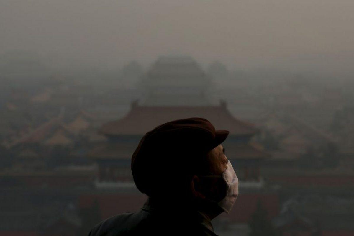 2. En el documental chino se plantea que la contaminación es la razón para múltiples enfermedades. Foto:Getty. Imagen Por: