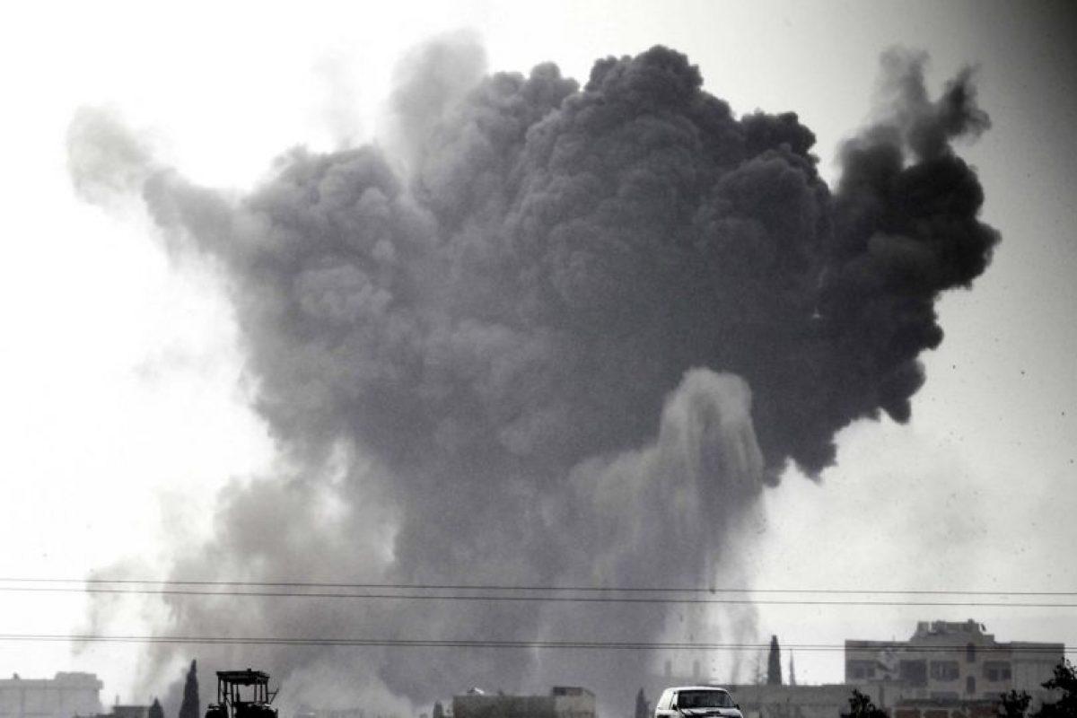 6. Su objetivo es establecer un califato. Foto:Getty. Imagen Por: