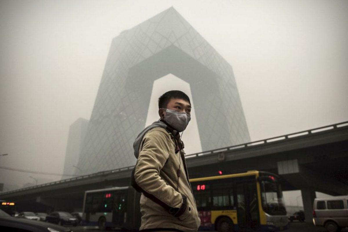 4. Las redes sociales se inundaron de comentarios sobre el documental y la contaminación en China. Foto:Getty. Imagen Por: