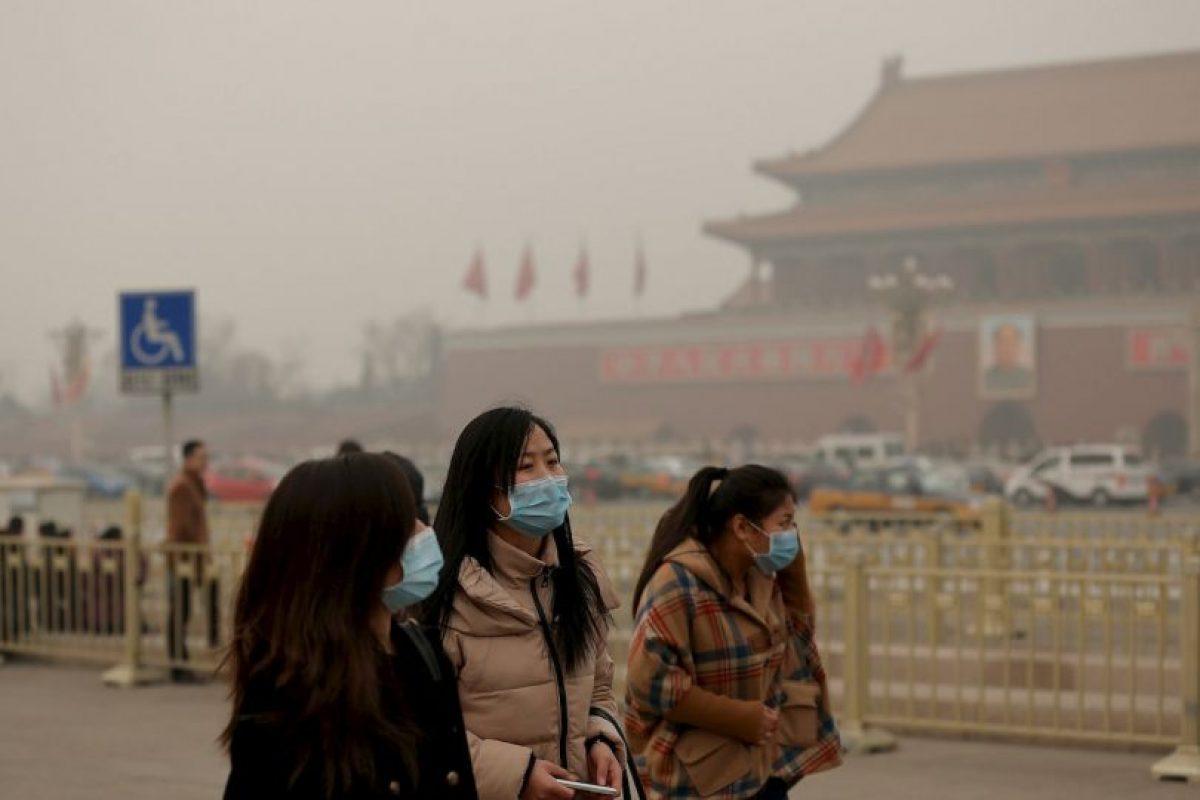 7. El Gobierno chino retiró la producción. Foto:Getty. Imagen Por: