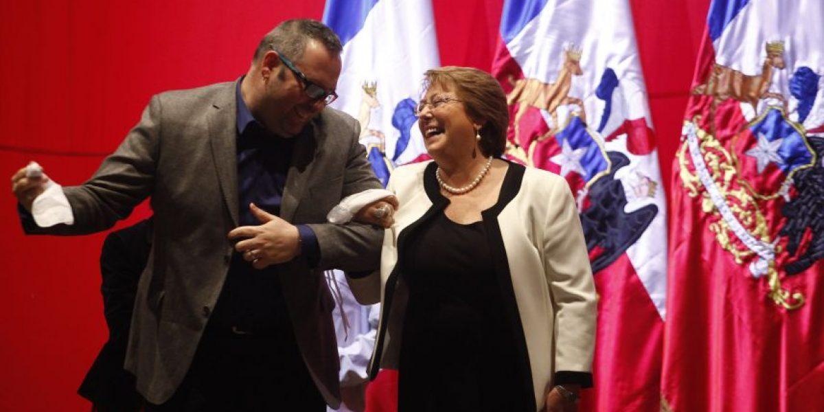 """Padre de Sebastián Dávalos: """"No entiendo por qué molestan tanto a los hijos de la Presidenta"""""""