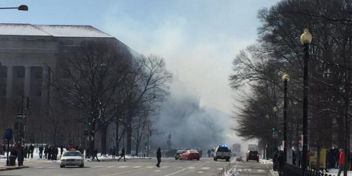 EE.UU: Cierran la Casa Blanca por fuerte explosión