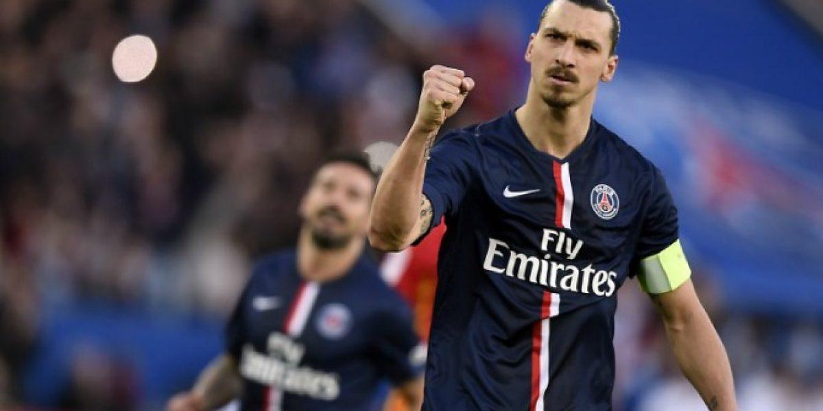 El Paris Saint Germain golea al Lens y toma provisionalmente el liderato
