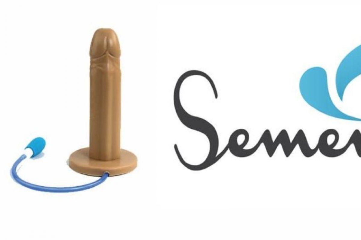 Tiene la misma manguera y otras características para hacer que el proceso de inseminación no sea una tortura Foto:The Semenette/Facebook. Imagen Por: