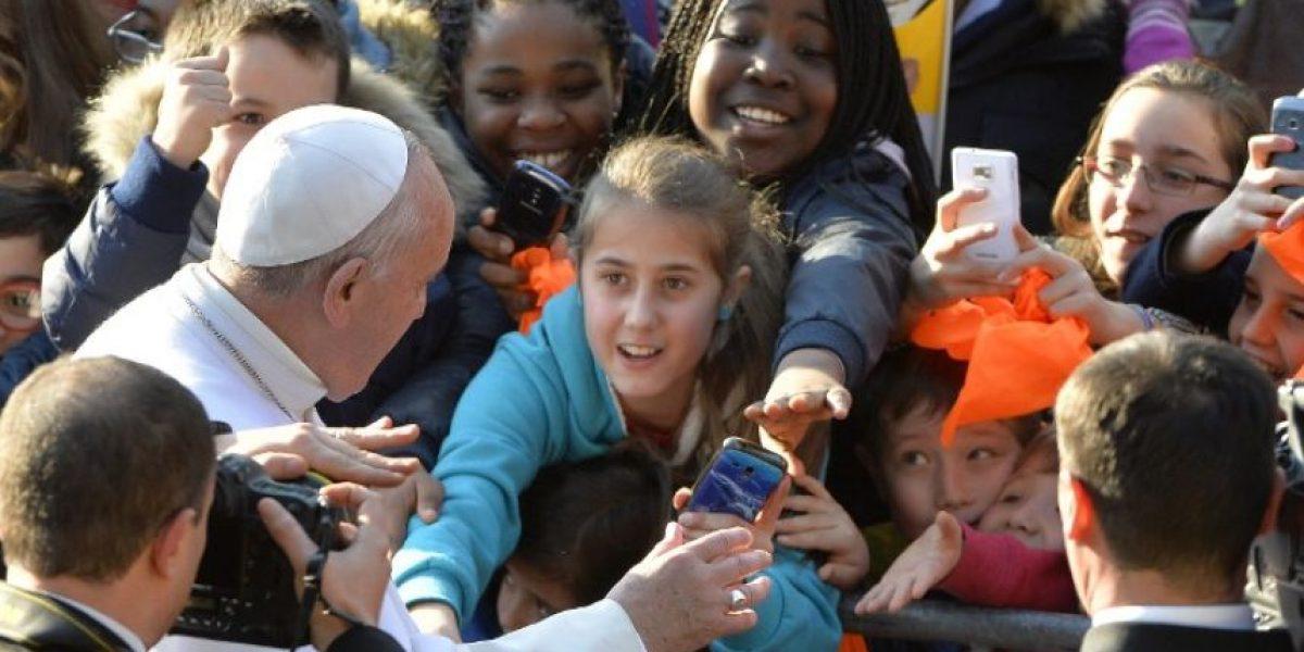 El Papa afirma que un mundo que margina a las mujeres es