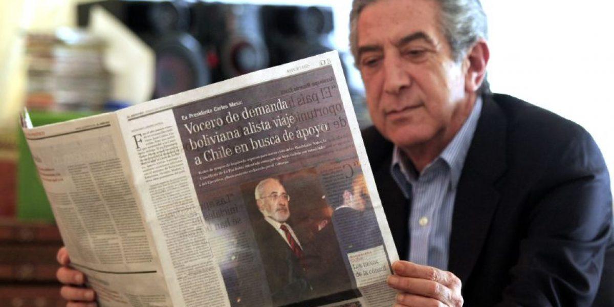 """Jorge Tarud por retiro de embajador peruano: """"No nos prestamos para el juego de Humala"""""""