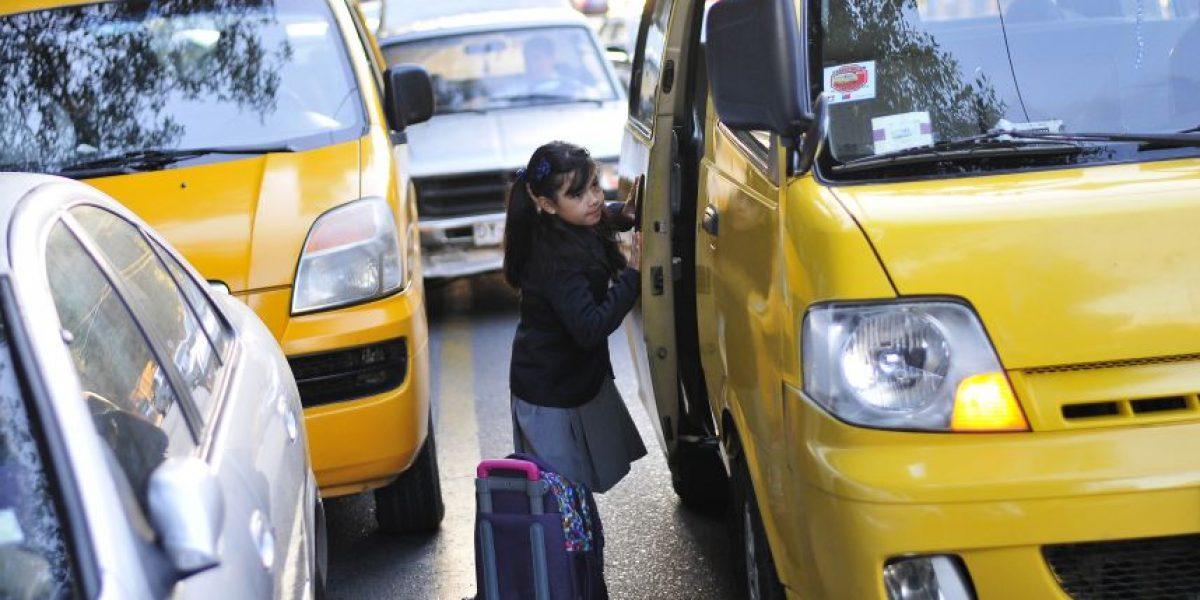 Conoce los diez requisitos que debe tener un furgón escolar para cumplir el servicio