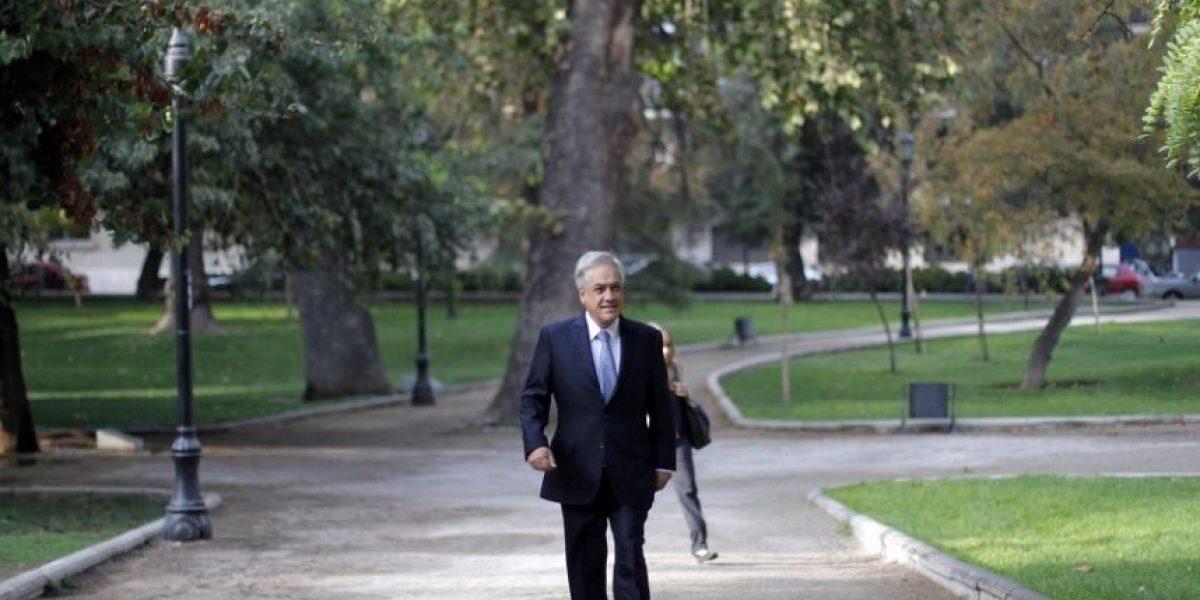 #CasoPenta: Piñera se reúne con ex ministros tras mención de su nombre en la formalización