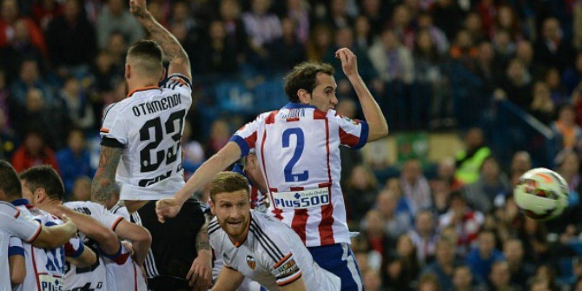 Atlético de Madrid apenas empató y se aleja de la cima en España