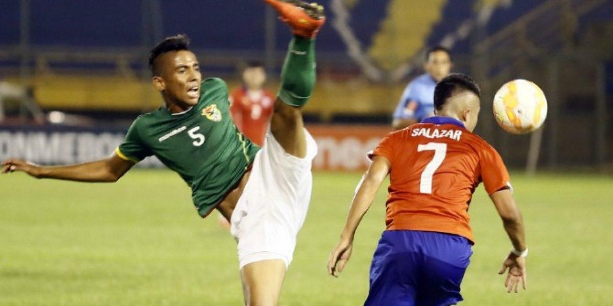 Chile tiene un mal debut en el Sudamericano Sub 17 al caer ante Bolivia