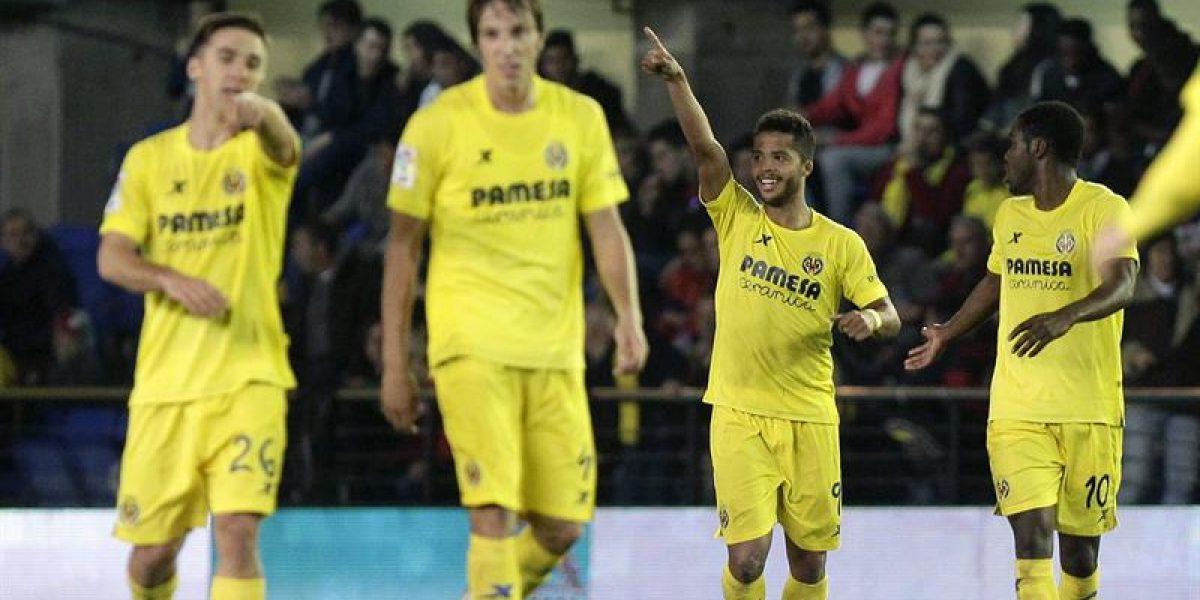 El Celta de Vigo acabó con su buena racha tras ser goleado por el Villarreal