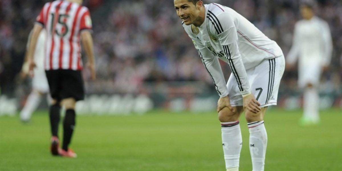 La negativa estadística de CR7 que coincide con el bajón de Real Madrid