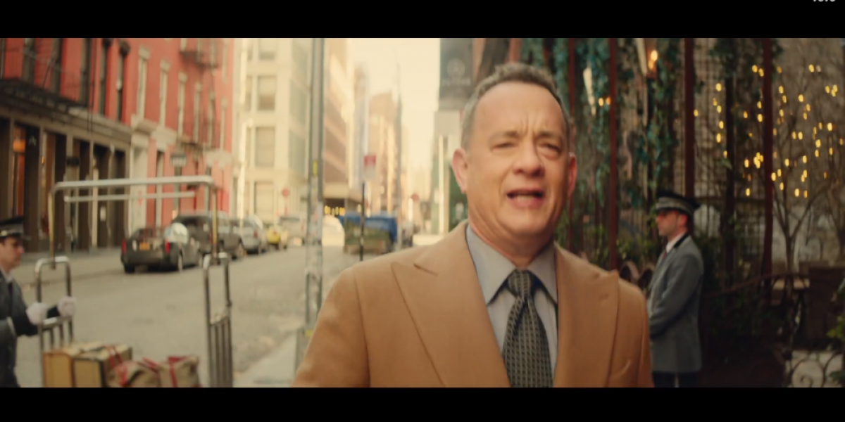 El histriónico paso por la música del actor Tom Hanks