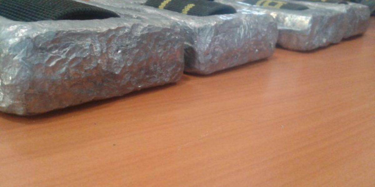 Con insólito método buscaban internar droga en Isla de Pascua