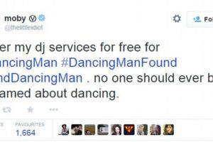 Lo mismo pasó con Moby. Decidió ofrecer sus servicios de DJ Foto:Twitter. Imagen Por: