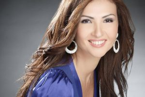 Ella es Rima Karaki. Es periodista y tiene su propio programa en Memri- TV Foto:Rima Karaki/Facebook. Imagen Por: