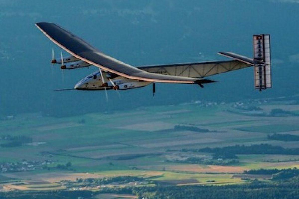 Foto:Instagram SolarImpulse. Imagen Por: