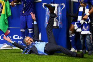 Hace unos días levantó la Capital One Cup Foto:Getty Images. Imagen Por: