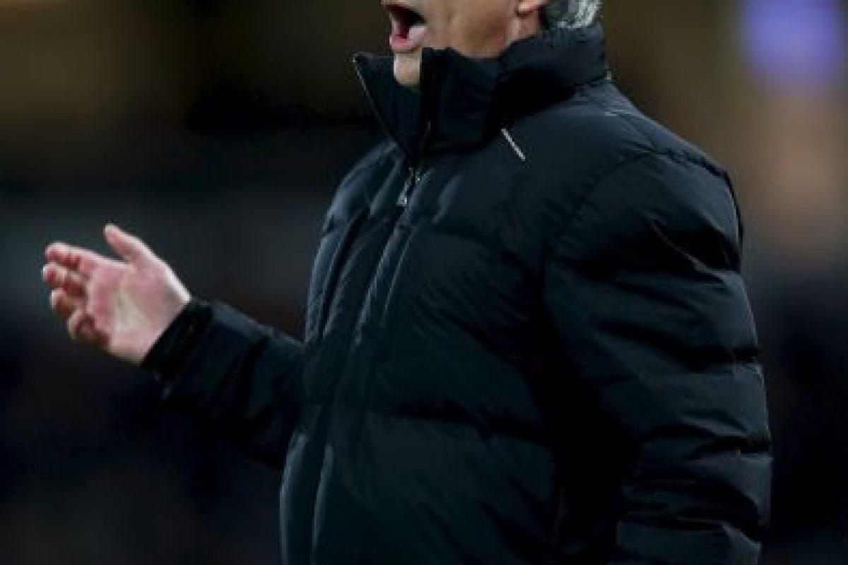 A pesar de sus polémicas superó a entrenadores como Pep Guardiola, Arsene Wenger y Jürgen Klopp Foto:Getty Images. Imagen Por: