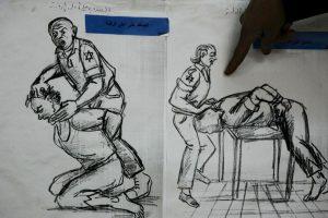 En algunos países siguen permitiéndose castigos tales como la flagelación, y las investigaciones sobre el uso de la tortura son casi insólitas. Foto:Getty Images. Información: Amnistía Internacional. Imagen Por: