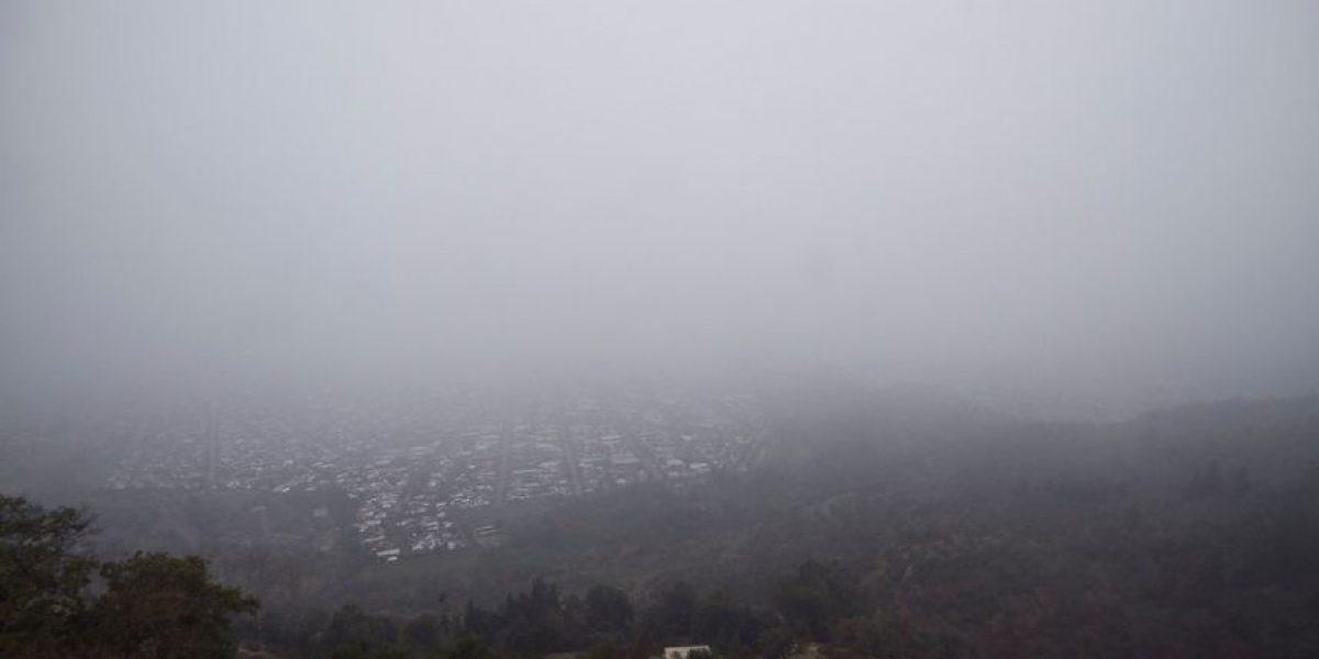 Densa niebla obliga nuevamente a suspender tránsito y actividades escolares en Puerto Montt