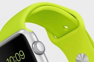 Su sistema operativo es el Watch OS. Foto:Apple. Imagen Por: