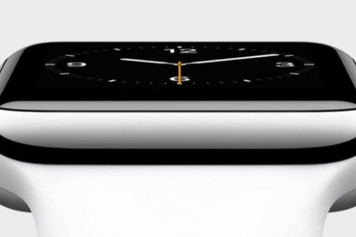 Tendrá un procesaro Apple S1 con motor táptico. Foto:Apple. Imagen Por: