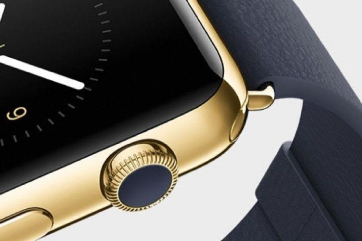 Tendrá tres distintos modelos: Apple Watch, Apple Watch Sport y Apple Watch Edition. Foto:Apple. Imagen Por: