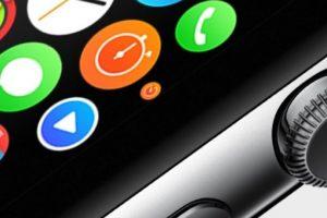 Tendrá una pantalla de zafiro con caja de 38*42mm. Foto:Apple. Imagen Por: