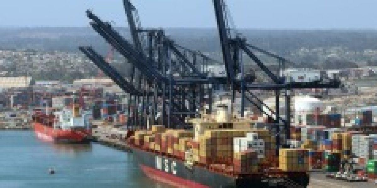 Chile suma superávit comercial de US$2.123 millones en enero y febrero