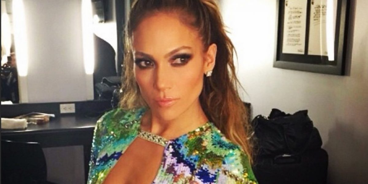 FOTOS: Filtran imágenes de Jennifer Lopez sin Photoshop