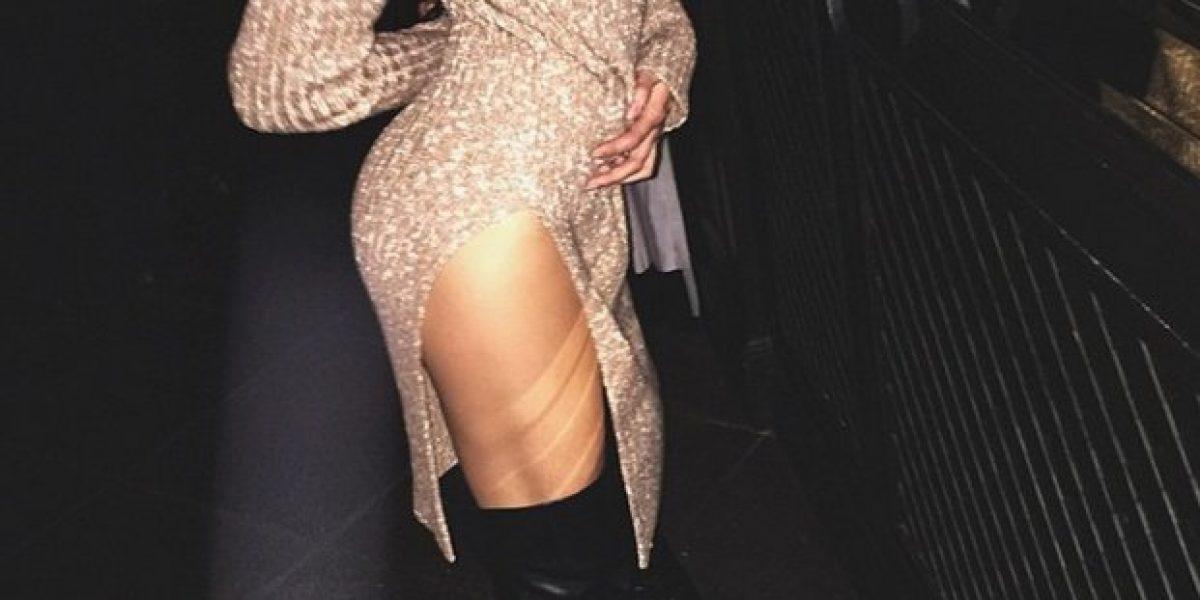 FOTOS: Kendall Jenner e Irina Shayk con el mismo vestido... ¿quién luce mejor?
