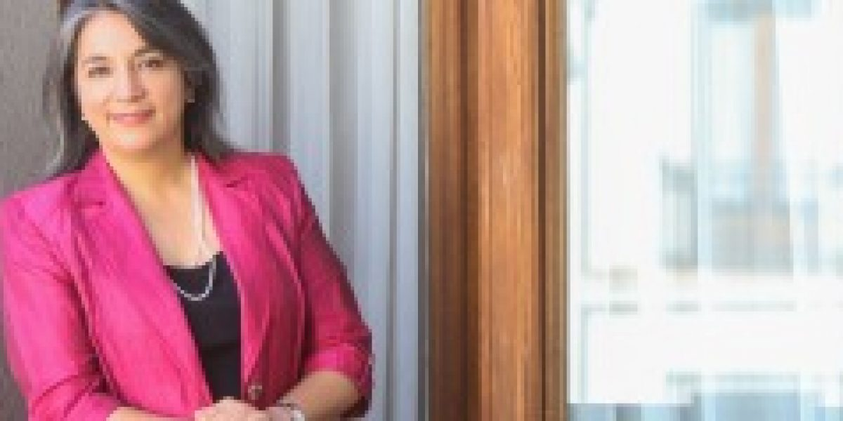 """María Fernanda Villegas: """"El 'Bono Marzo' ahora forma parte del sistema de protección social"""""""