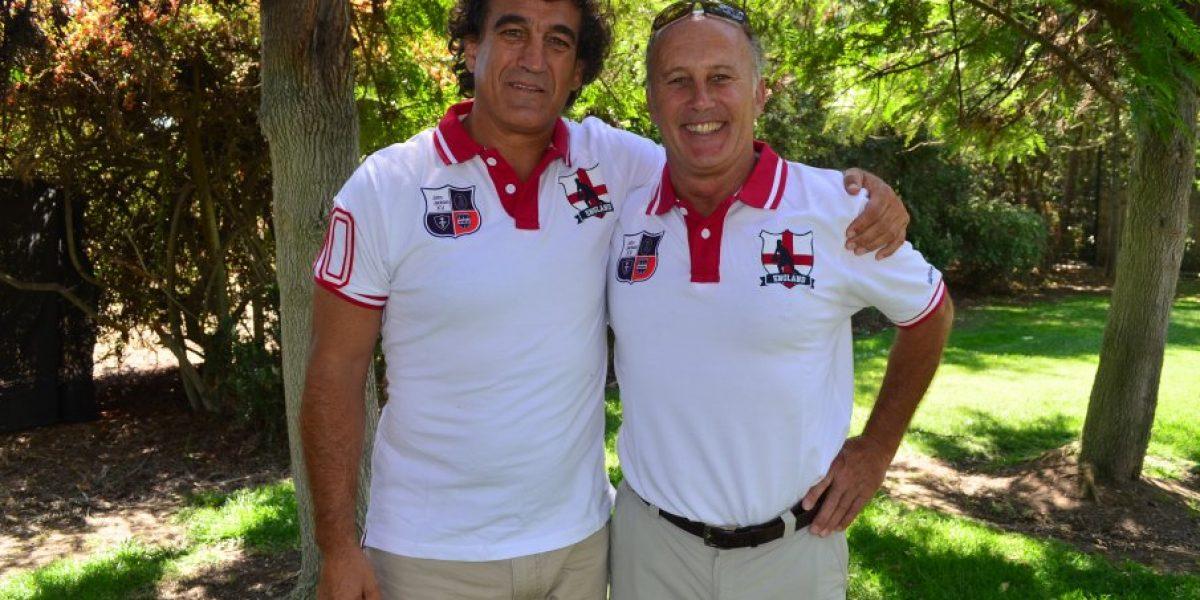 Históricos rugbistas se reunieron 36 años después de la primera gira del rugby nacional al Reino Unido