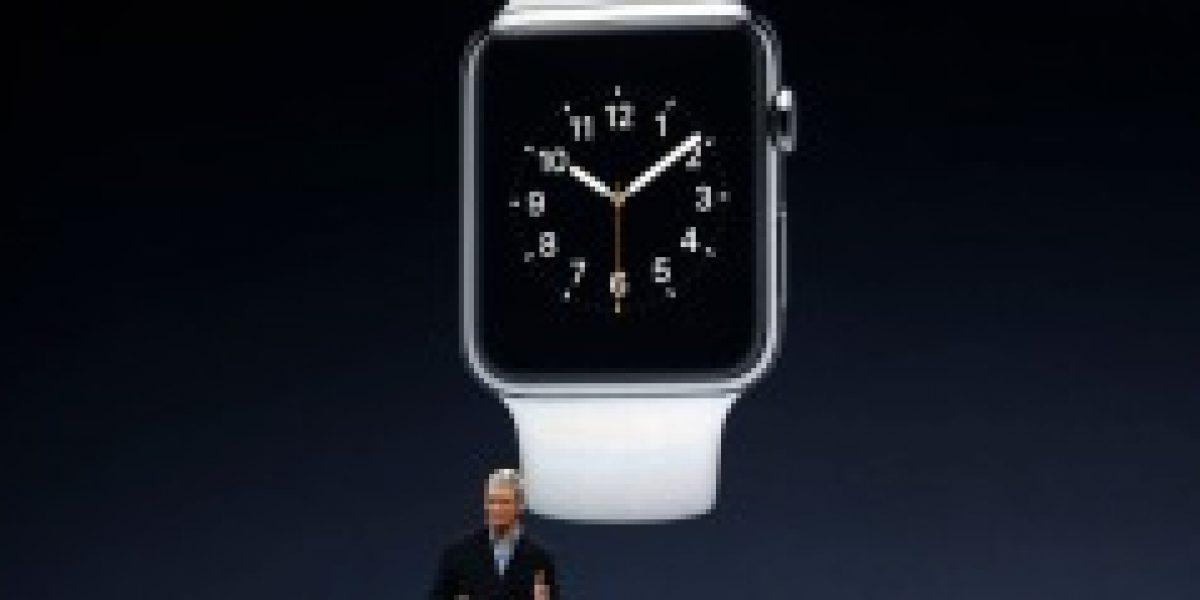 Así es el reloj inteligente de Apple que sale a la venta en abril