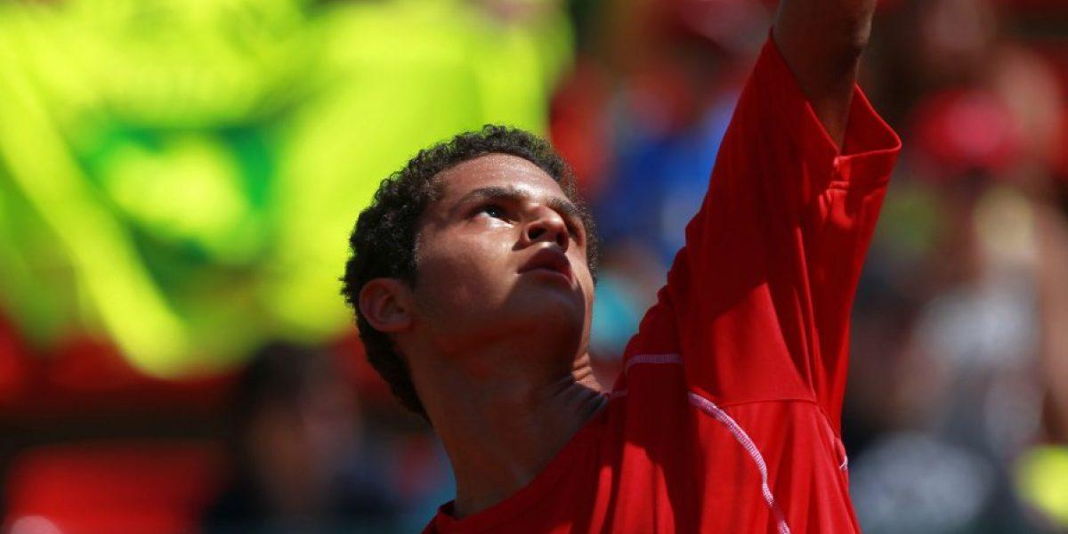 La difícil carrera de los tenistas peruanos que le simplificó la serie a Chile