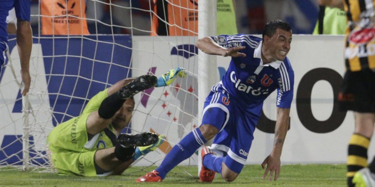 Ubilla y el duelo ante Colo Colo: