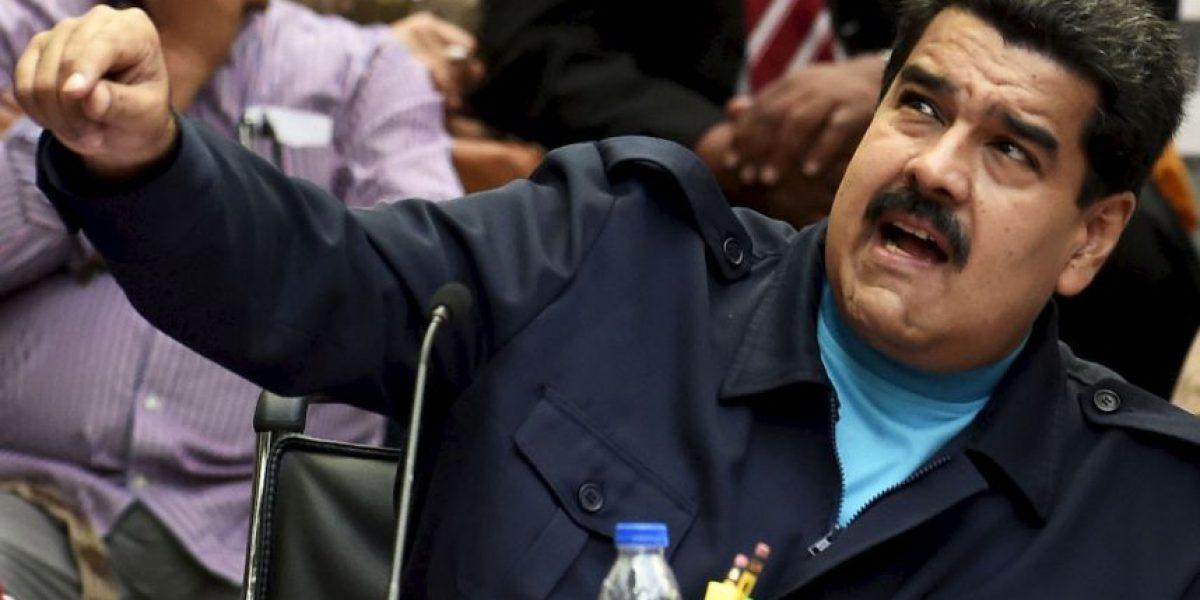 """Nicolás Maduro: """"EE.UU. ha cometido la agresión más grave contra Venezuela"""""""