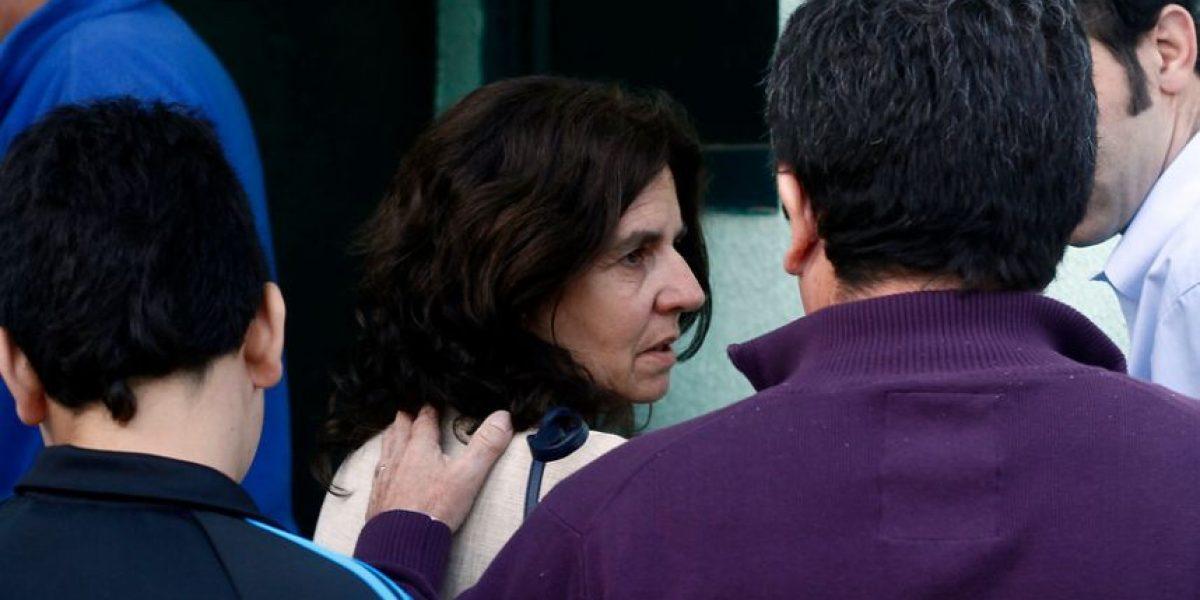Esposas e hijos de formalizados por el Caso Penta visitaron a sus familiares detenidos en anexo Capitán Yáber