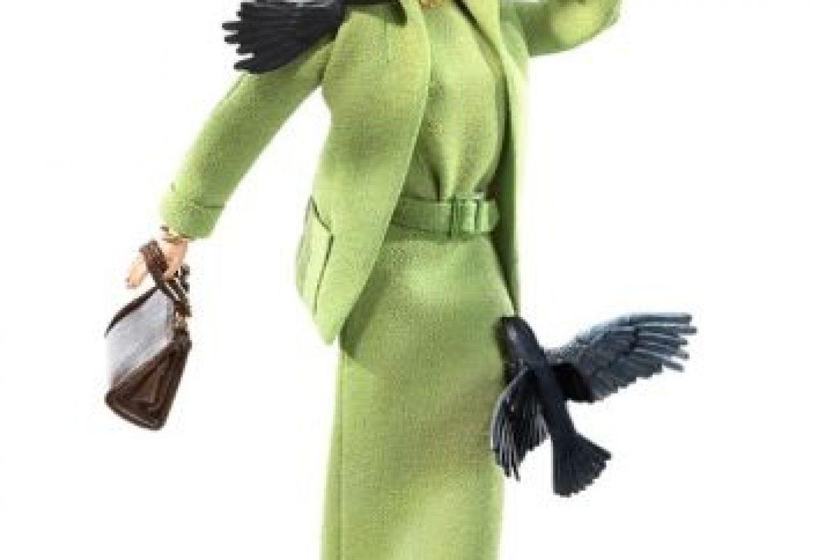 """La de la cinta """"Los pájaros"""" Foto:Mattel. Imagen Por:"""