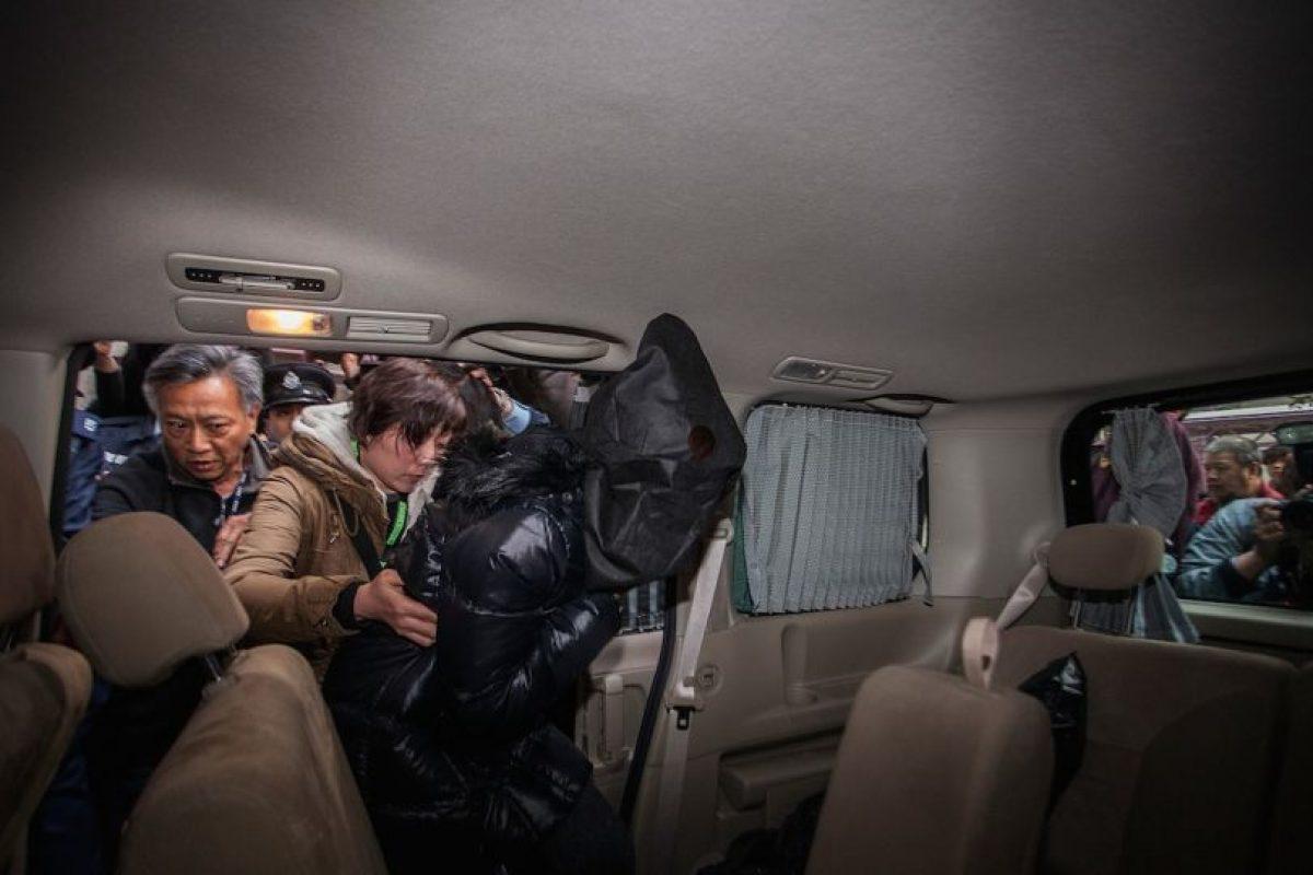 Law Wan-Tung de 44 años se aleja de los tribunales Foto:Getty Images. Imagen Por: