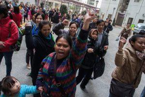 Ya que al castigarla por seis años, el gobierno sugiere que tolera la esclavitud y el maltrato a las trabajadoras inmigrantes. Foto:Getty Images. Imagen Por: