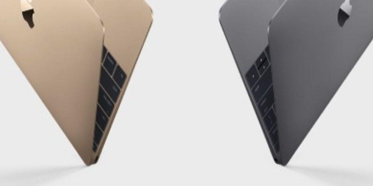 FOTOS: Así es la nueva MacBook, la más delgada de Apple